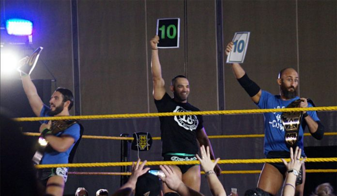 NXT Live Results: Fort Pierce, Florida