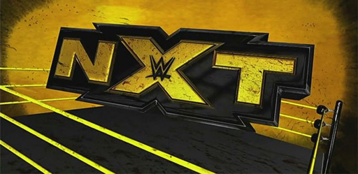 NXT taping TV