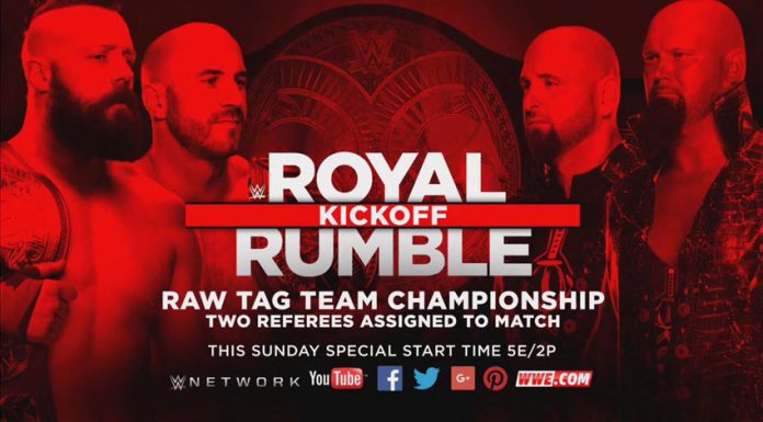 Royal Rumble Kickoff