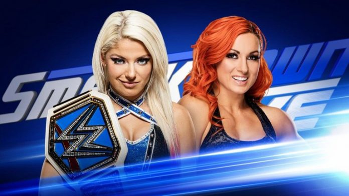 WWE Smackdown Live Preview