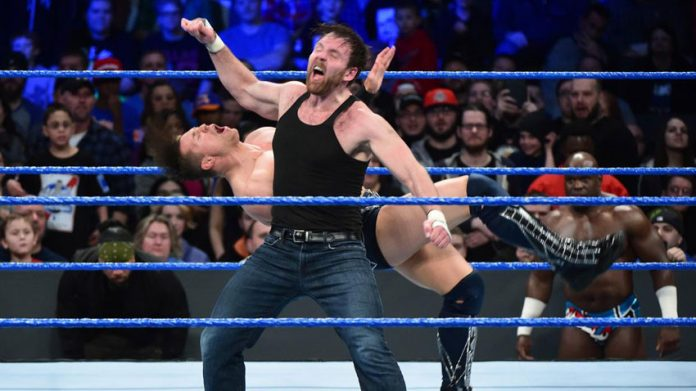 WWE Smackdown Live Ratings