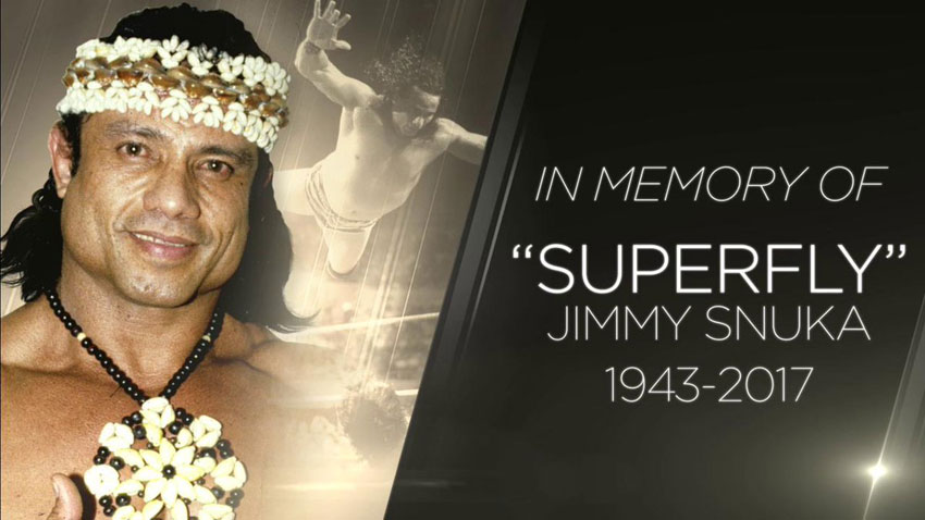 """Jimmy """"Superfly"""" Snuka"""