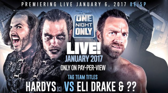 TNA One Night Only Live PPV