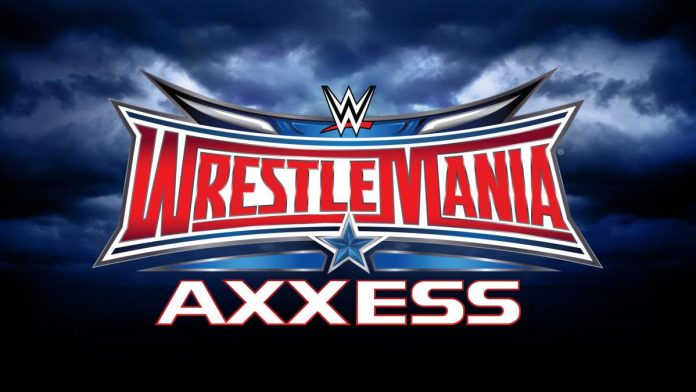 wrestlemania axxess password