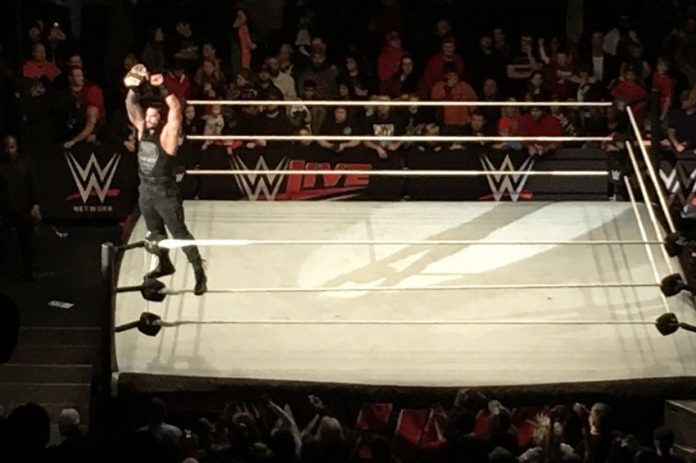 WWE Live Results: Columbus, Georgia