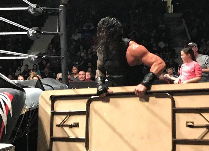 WWE Live Results: Topeka, Kansas