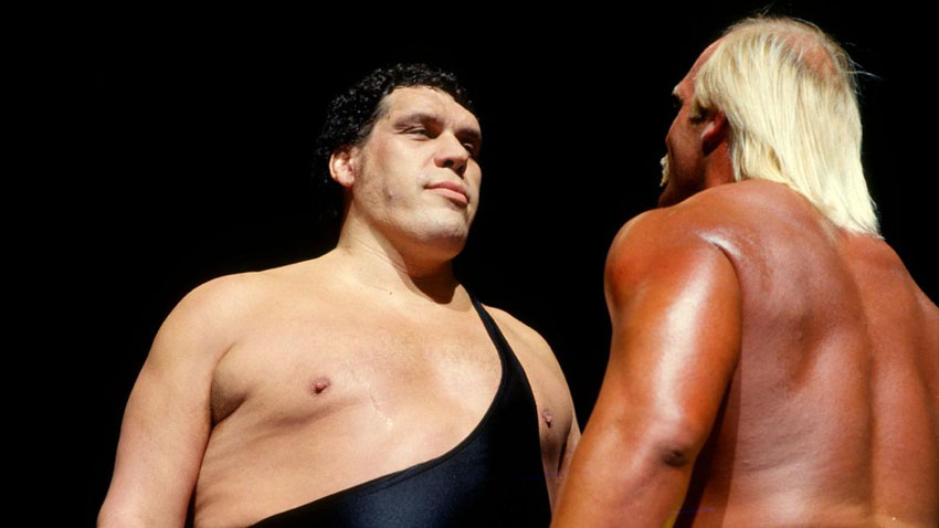 Andre The Giant Gewicht