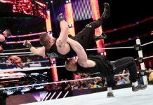 Owens vs Lesnar