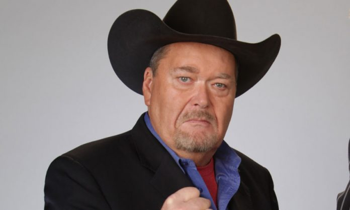 Jim Ross Autobiography date