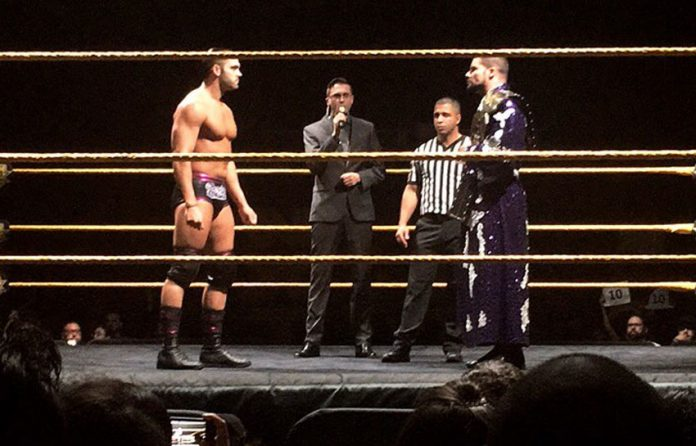 NXT Live Results: Coral Gables, Florida