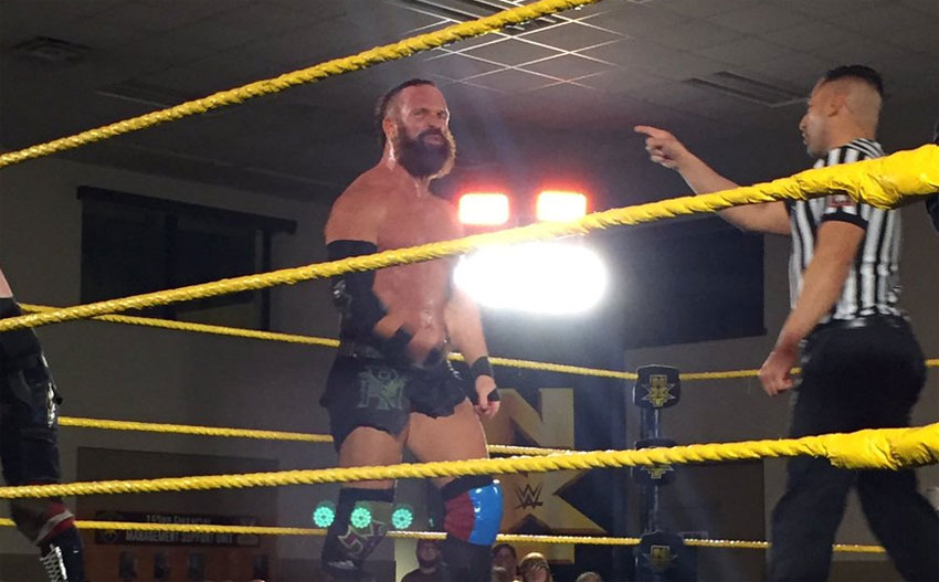 NXT Live Results: St. Augustine, Florida