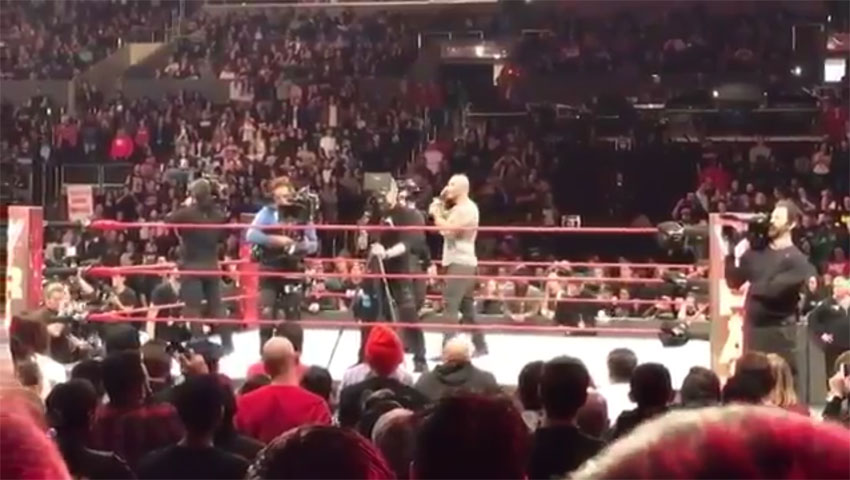 Video: The Rock calls CM Punk and leaves him a voicemail ...