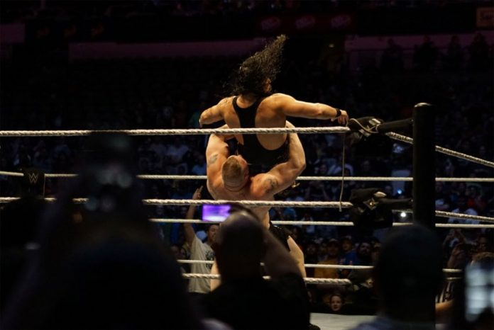 WWE Live Results: Dallas, Texas