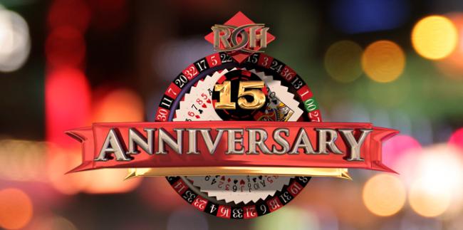 ROH 15th Anniversary PPV