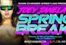Joey Janela Spring Break