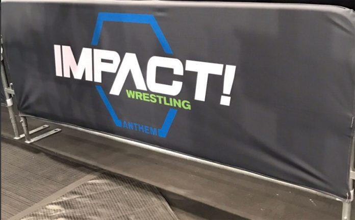 Impact Wrestling TV tapings