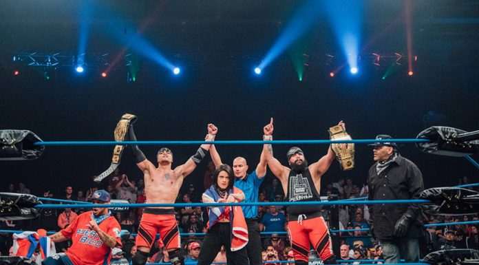Impact Wrestling Ratings