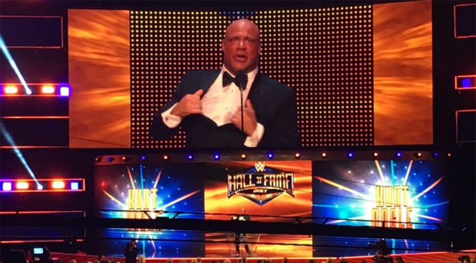 WWE Hall of Fame Coverage