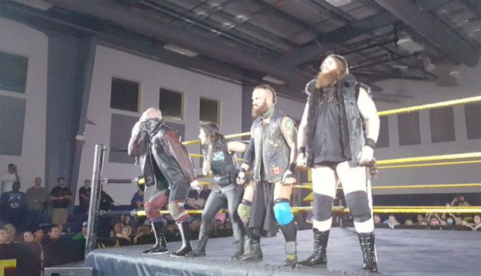 NXT Live Results: Daytona Beach, Florida