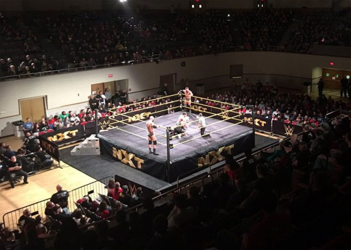 NXT Live Results: Youngstown, Ohio