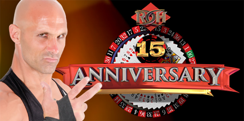 Live ROH 15th Anniversary Results (March 10, 2017) - WWE