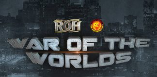 ROH War of the Worlds PPV