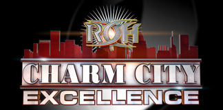 ROH TV taping results