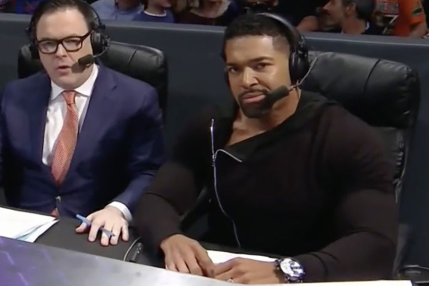 David Otunga won't join the RAW commentary team for six ...