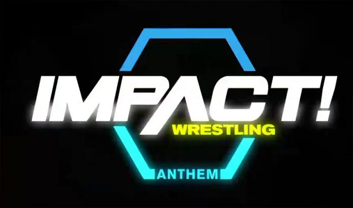 GFW Impact TV tapings