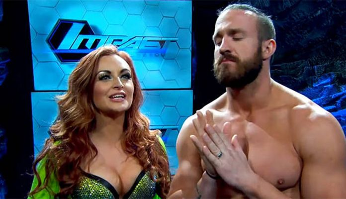 Maria and Mike Bennett