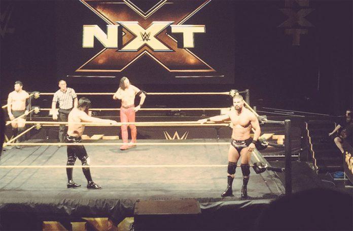 NXT Live Results: Atlanta, Georgia