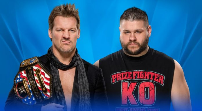 Chris Jericho vs Kevin Owens Results