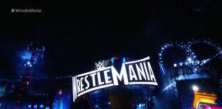 WrestleMania 33 stage