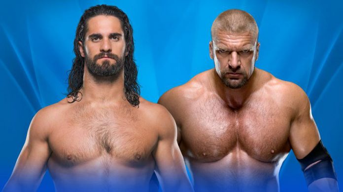 Triple H vs Seth Rollins Results