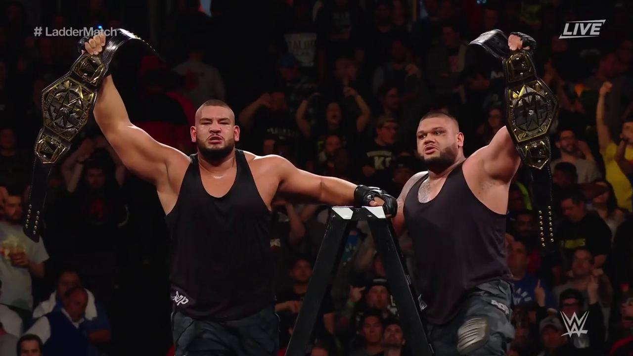 NXT TakeOver Chicago Results - 5/20/17 (Ladder Match for Tag Titles) - WWE  News and Results, RAW and Smackdown Results, Impact News, ROH News