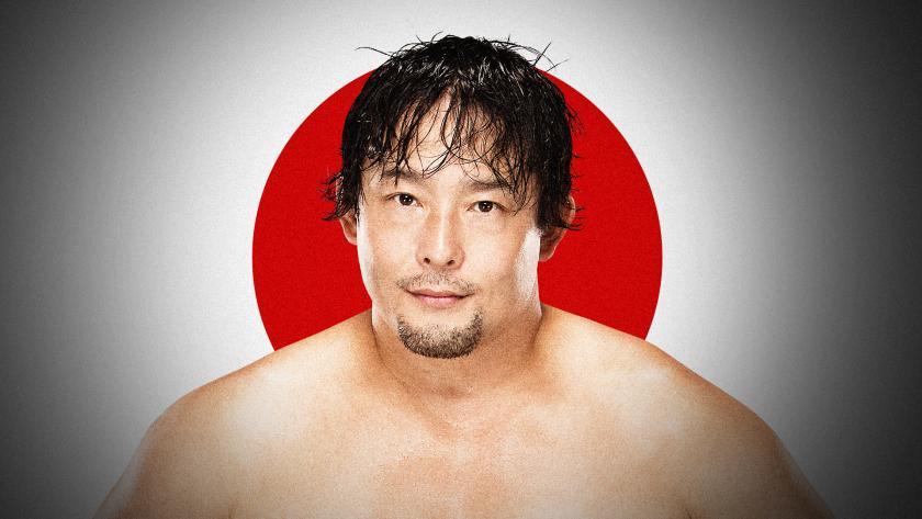 Tajiri WWE Contract Expires