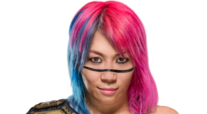 Asuka sets undefeated record