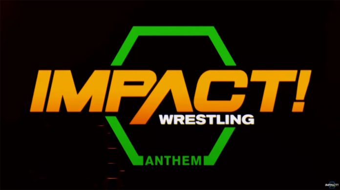 Impact Wrestling TV taping results