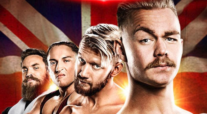 WWE UK Championship Special Results