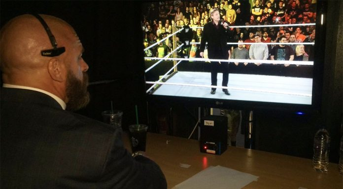 WWE United Kingdom TV taping results