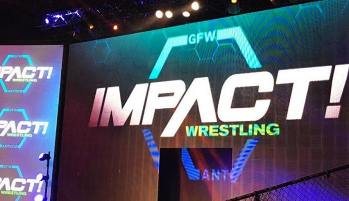 GFW Impact TV tapings