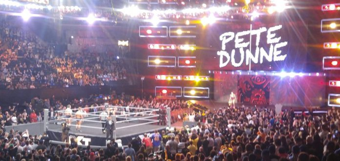 NXT TV tapings