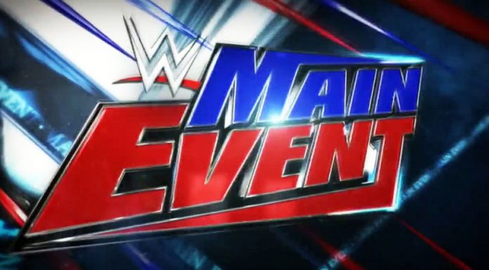 WWE Main Event tapings