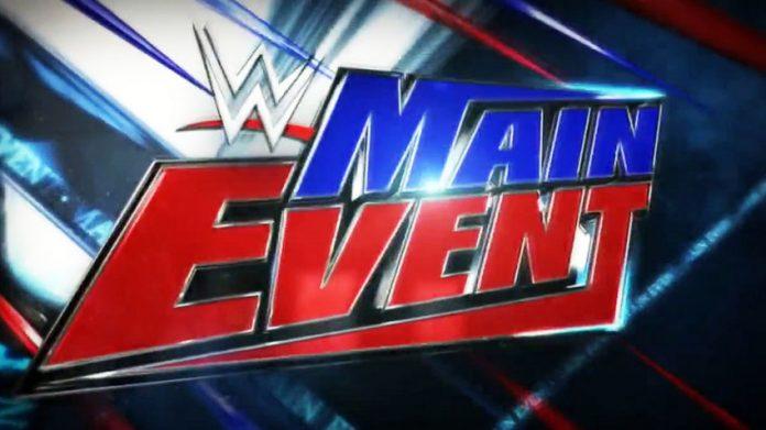 WWE Main Event tapings