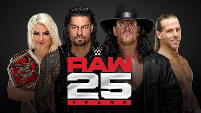 RAW 25th Anniversary