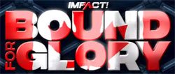 Bound for Glory Results 11/5/17