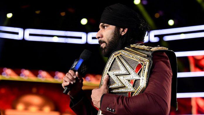 WWE Title match
