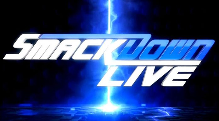 Smackdown Live taping
