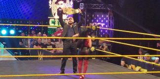 WWE NXT TV taping results