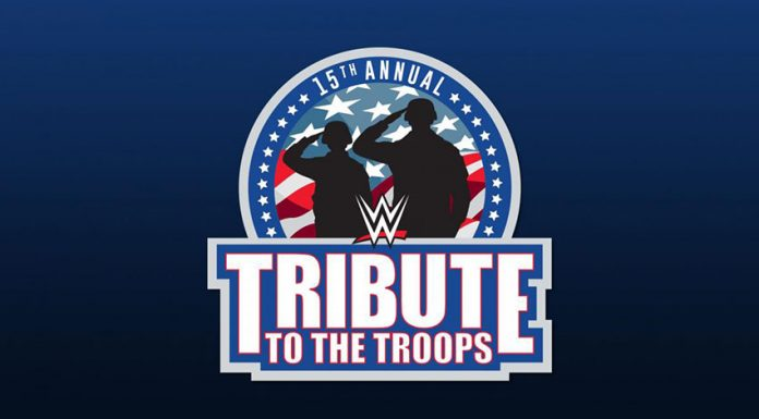 Tribute to the Troops